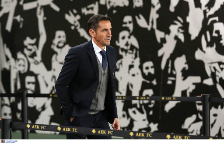 """ΑΕΚ: Χωρίς Χιμένεθ η προπόνηση! Στην Ισπανία ο τεχνικός των """"κιτρινόμαυρων"""""""