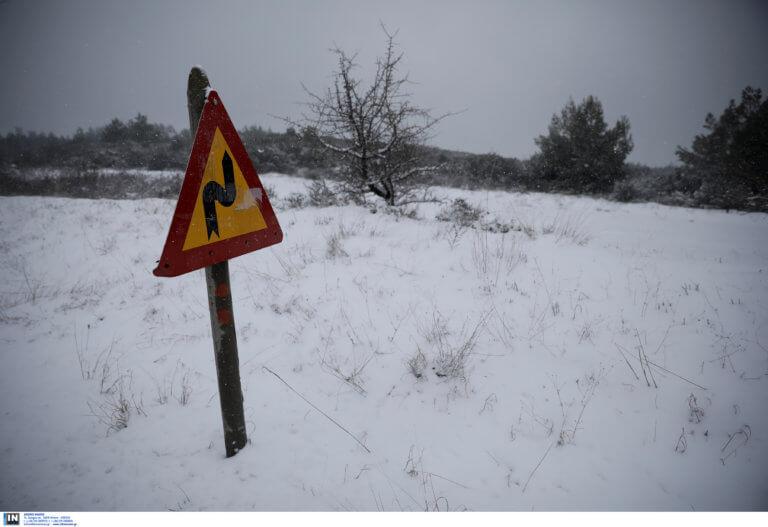 Χιονίζει στα ορεινά των Τρικάλων – video | Newsit.gr