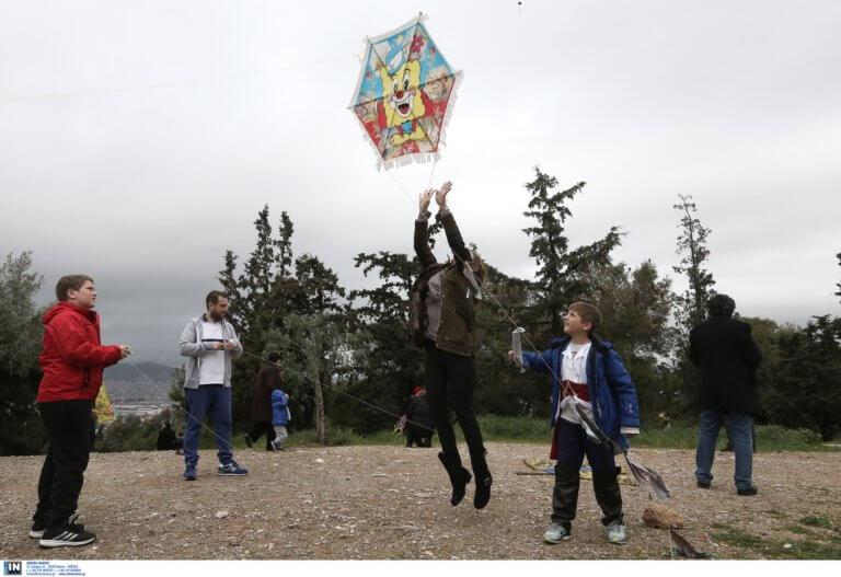 Καιρός: Με λιακάδα και μποφόρ πετάμε το χαρταετό την Καθαρά Δευτέρα (11.3.2019)! | Newsit.gr