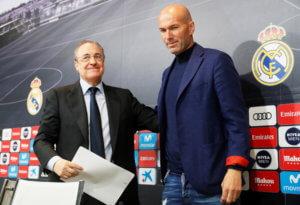 Ρεάλ Μαδρίτης: «Σε απόγνωση ο Πέρεθ! Τηλεφώνησε στον Ζιντάν»