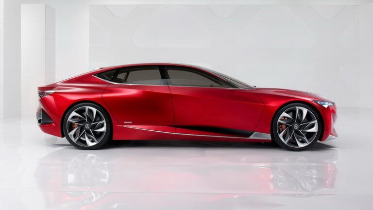 To νέο Honda Legend έρχεται τον Αύγουστο