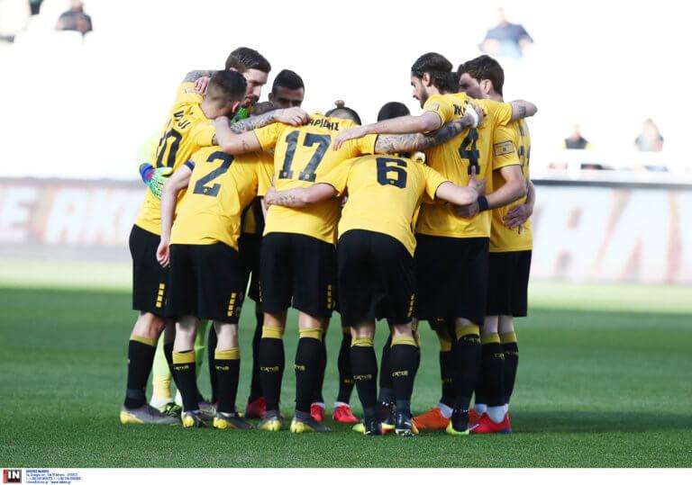 Κύπελλο: ΑΕΚ – Λαμία 2-0 ΤΕΛΙΚΟ