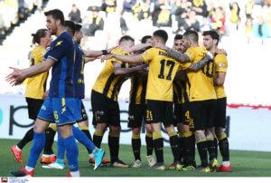 """ΑΕΚ – Παναιτωλικός 4-0 ΤΕΛΙΚΟ: """"Περίπατος"""" για την Ένωση στο ΟΑΚΑ!"""