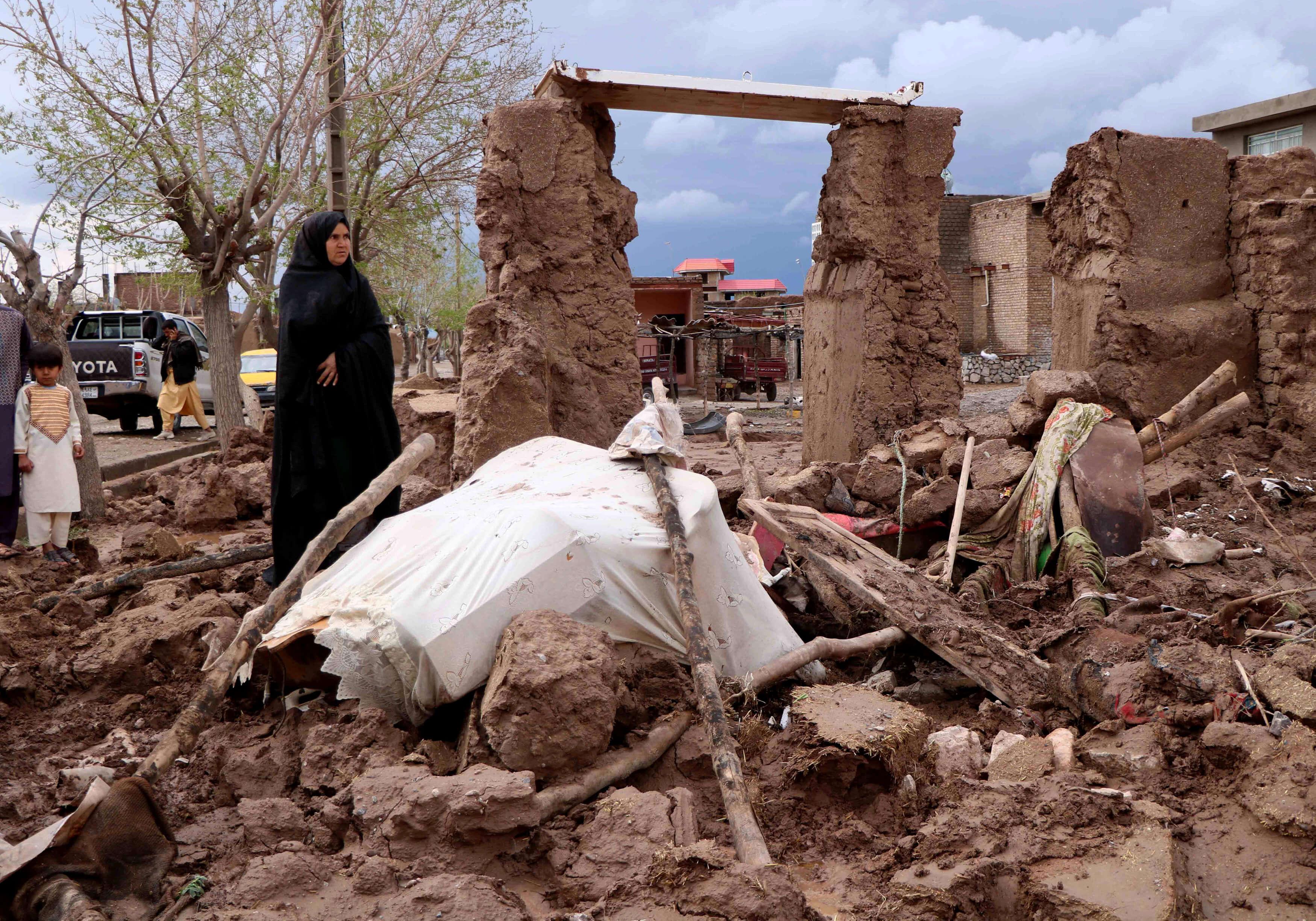 Αφγανιστάν: Τουλάχιστον 17 νεκροί από τις φονικές πλημμύρες