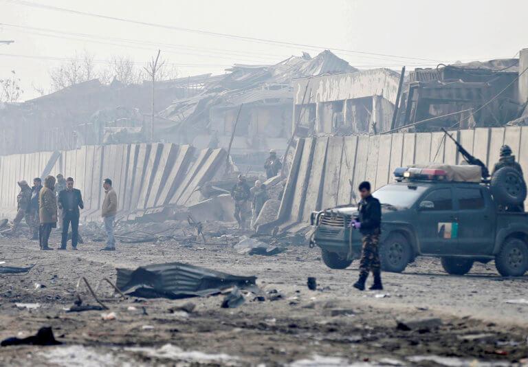 Αφγανιστάν: Εκρήξεις, νεκροί και τραυματίες ξανά!