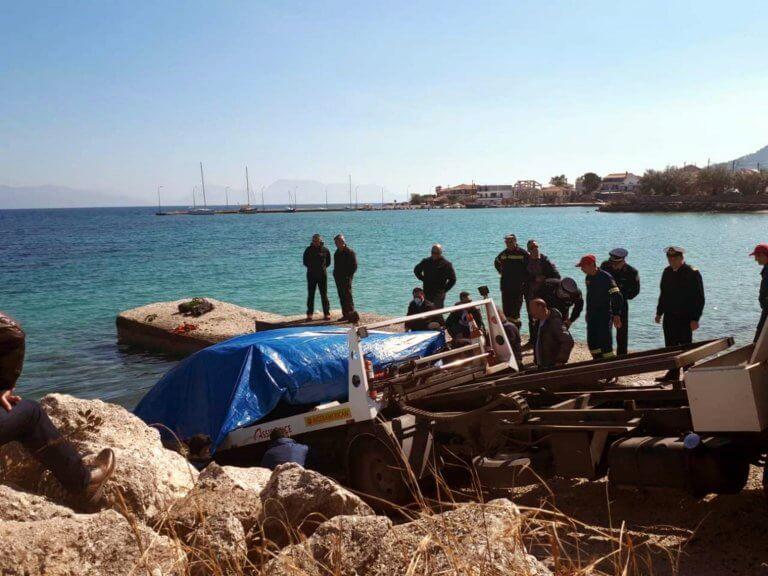 Βρέθηκε νεκρός στο βυθό μέσα στο αυτοκίνητό του ο αγνοούμενος της Λευκάδας – video | Newsit.gr