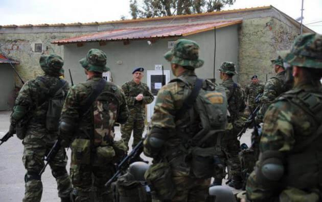 """""""Έφοδος"""" του Α/ΓΕΣ Αντιστράτηγου Καμπά σε κρίσιμες Μονάδες Εθνοφυλακής! [pics]"""