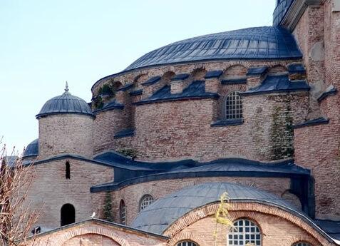 Δεν θα πιστέψετε πώς χτίστηκε η Αγία Σοφία ! | Newsit.gr