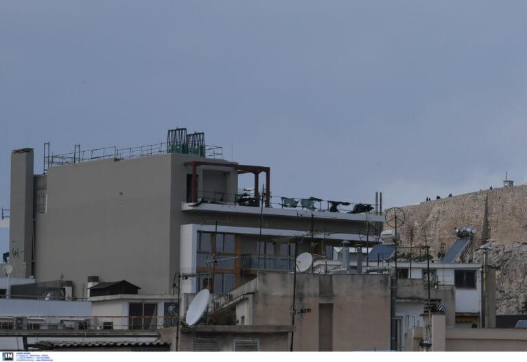 Τέλος για ένα χρόνο στην έκδοση οικοδομικών αδειών για κτίρια πάνω από 17,5 μέτρα νότια της Ακρόπολης | Newsit.gr