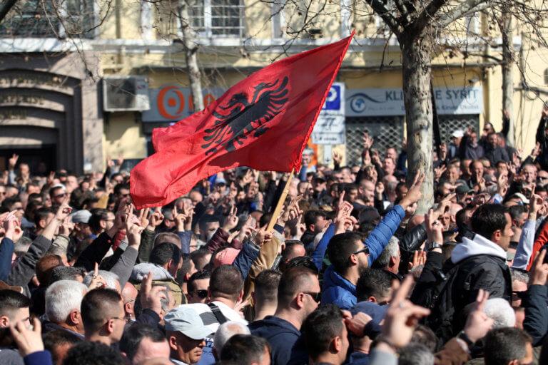 Αλβανία: Για μεγάλα έργα υποδομών κάνει λόγο η κυβέρνηση