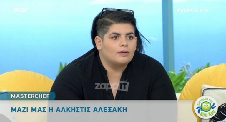"MasterChef: Η Άλκηστις αποκαλύπτει αν η αποχώρησή της ήταν ""σκευωρία"" από τον Μάνο!"