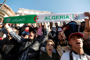 Διαδηλώσεις εντός και εκτός Αλγερίας για την νέα υποψηφιότητα του προέδρου Μπουτεφλίκα [pics]