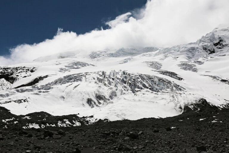 Τέσσερις τουρίστες αγνοούνται στις Άνδεις