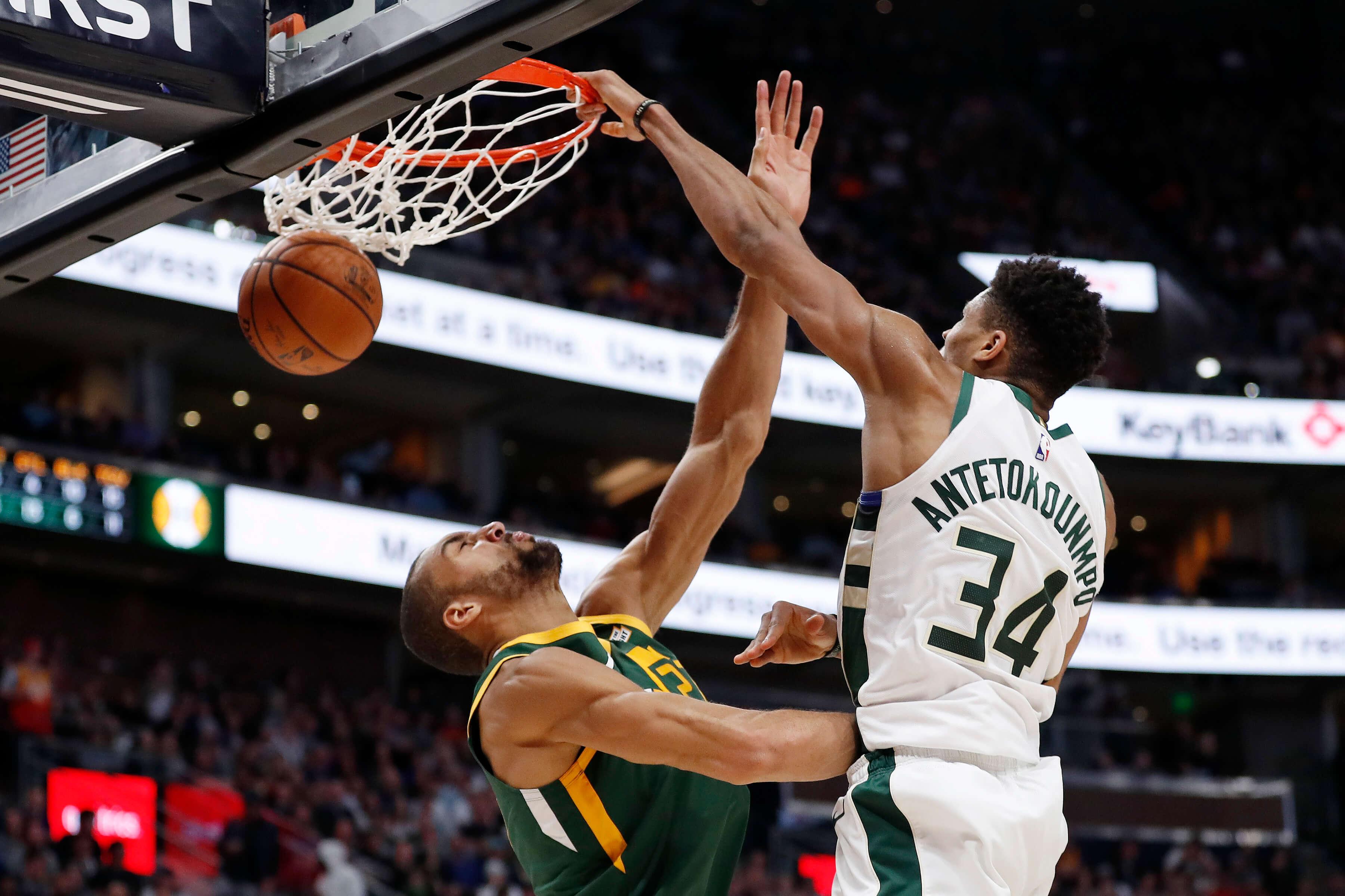 """""""Λύγισαν"""" οι Μπακς παρά τον σούπερ Γιάννη! Τα αποτελέσματα στο NBA – videos"""