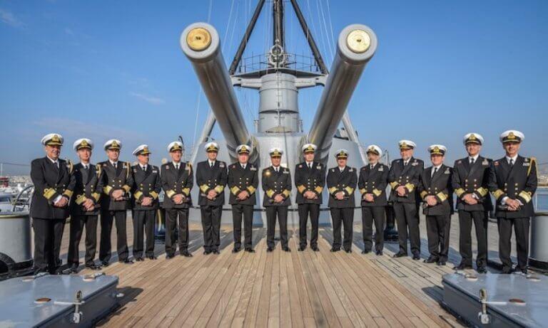 Αυτή είναι η νέα σύνθεση του Ανωτάτου Ναυτικού Συμβουλίου του Πολεμικού Ναυτικού
