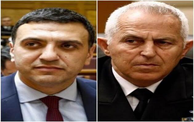 Τέλος στο τετ-α-τετ Αποστολάκη και Κικίλια – Τι ειπώθηκε | Newsit.gr