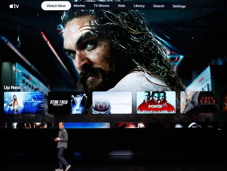 Apple: Παρουσίαση για Όσκαρ! Πιστωτική κάρτα και υπηρεσία streaming με πολύ Χόλιγουντ!