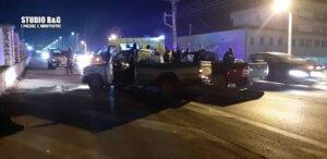 Τροχαίο με έναν τραυματία έξω από τις Αγροτικές φυλακές Ναυπλίου