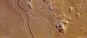 Ποτάμια μεγαλύτερα της Γης διέθετε «σχετικά πρόσφατα» ο πλανήτης Άρης