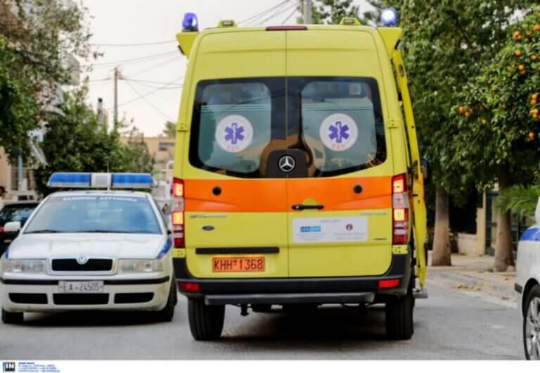 Λάρισα: Έκοψε το πόδι του με αλυσοπρίονο – Εσπευσμένα από τα Φάρσαλα στο νοσοκομείο της πόλης!
