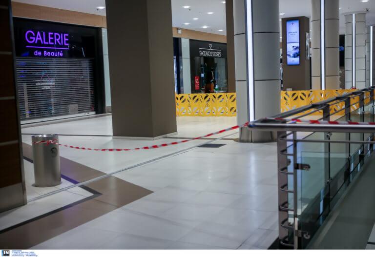 Athens Mall: Νεκρή η γυναίκα που έπεσε από τον 3ο όροφο