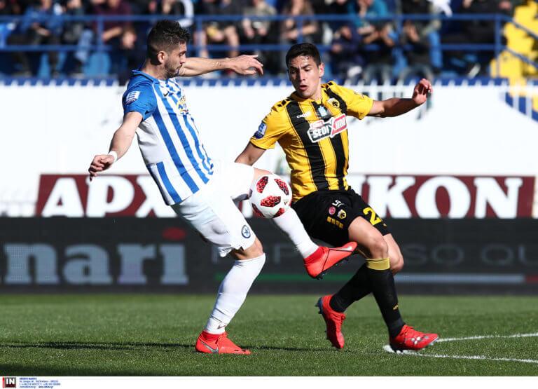 Ατρόμητος – ΑΕΚ 0-1 ΤΕΛΙΚΟ – Ο Αλμπάνης χάρισε τη νίκη στην Ένωση