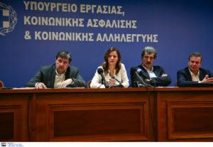 Το Δημόσιο έχασε 241 εκατ. ευρώ από το 2006 έως το 2010 λένε, Αχτσιόγλου, Ξανθός και Πολάκης