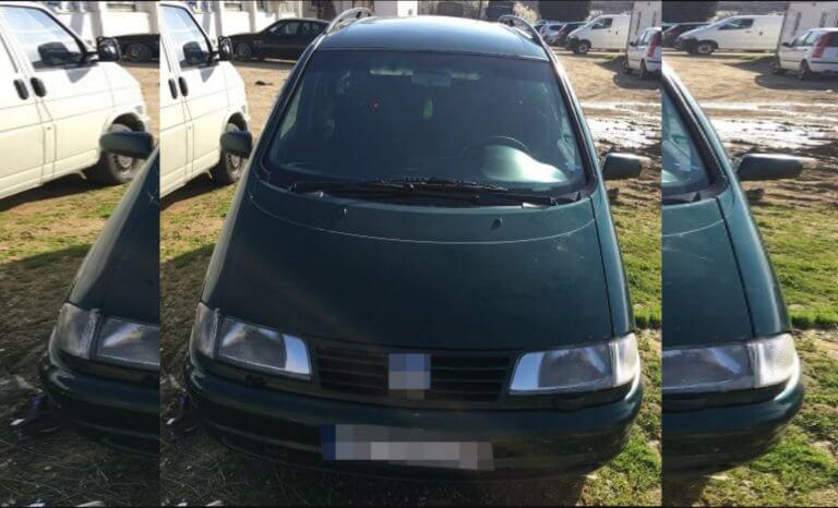 Έβρος: Πόσα άτομα είναι δυνατόν να στριμώχτηκαν μέσα σε αυτό το αυτοκίνητο; [pic]