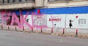 Banksy: Ψεύτικη η έκθεση στην Αθήνα, δεν έχει τη συγκατάθεσή μου!