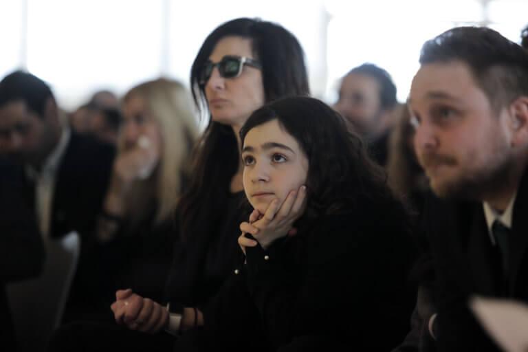 Γιάννης Μπεχράκης: Τίμησε τη μνήμη του το Ίδρυμα Σταύρος Νιάρχος