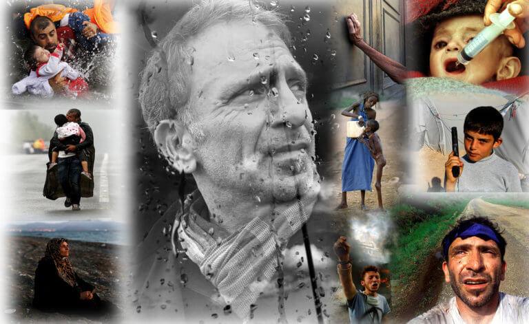 Γιάννης Μπεχράκης – Τα καρέ της ζωής του – Οι πιο συγκλονιστικές φωτογραφίες του
