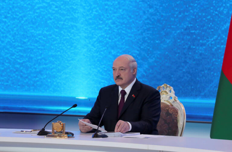 Η Ρωσία μας σπρώχνει στην αγκαλιά της Δύσης λέει ο πρόεδρος στη Λευκορωσία