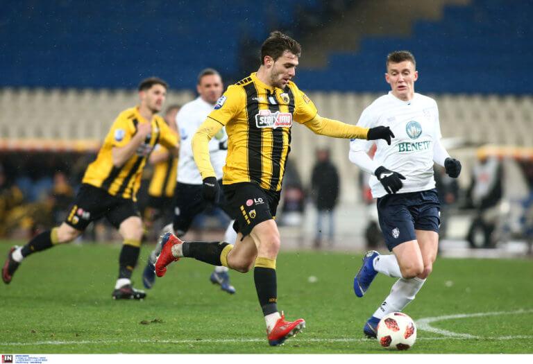 Λούκας Μπογέ στον ΟΠΑΠ: «Θέλω γκολ και με τον Παναθηναϊκό»   Newsit.gr