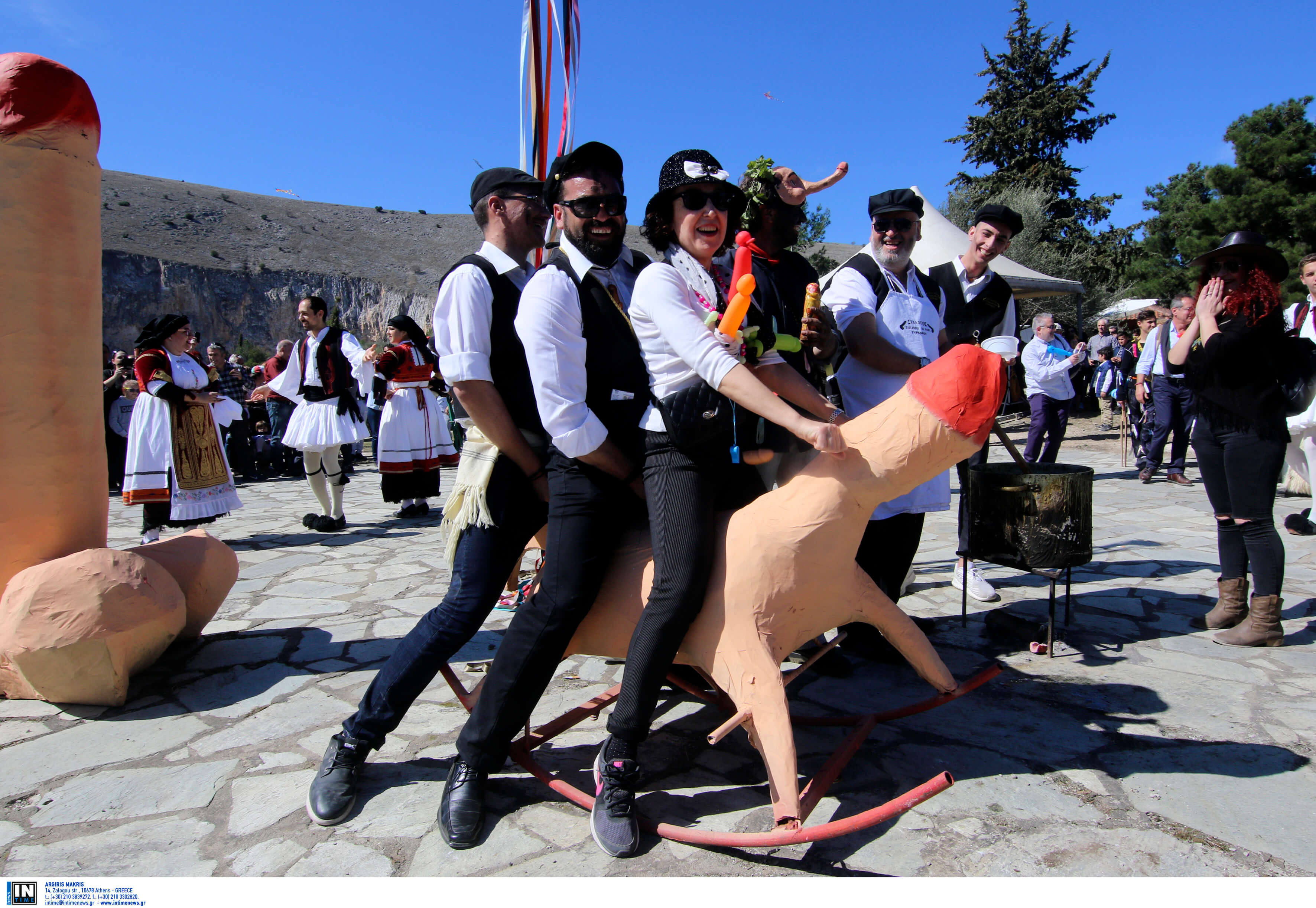 Η πιο… άτακτη τραμπάλα του κόσμου στο Μπουρανί! | Newsit.gr