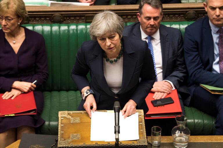 Brexit: Παράταση μέχρι τις 30 Ιουνίου ζήτησε η Τερέζα Μέι