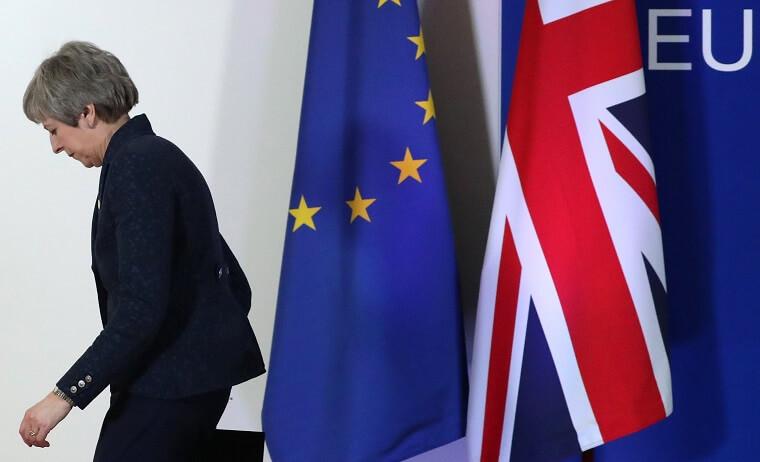 Brexit, no exit ;