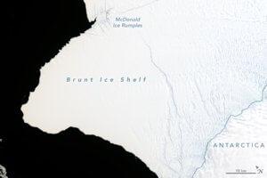 Κομμάτι της Ανταρκτικής είναι έτοιμο να κοπεί – Έχει δυο φορές το μέγεθος της Νέας Υόρκης!