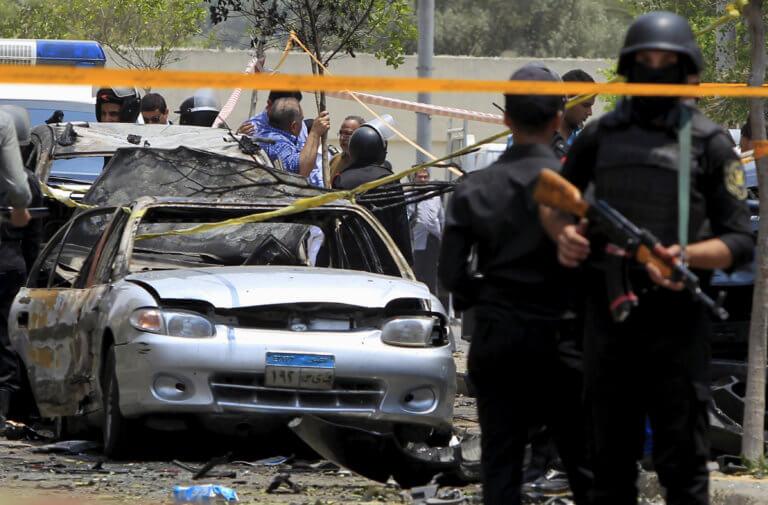 Πανικός στο Κάιρο! 7 νεκροί τζιχαντιστές και ένας αστυνομικός τραυματίας από ανταλλαγή πυρών | Newsit.gr