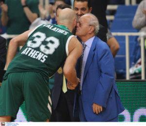 Θανάσης Γιαννακόπουλος: Οι φωτογραφίες του Καλάθη! «Ευχαριστώ για όλα»