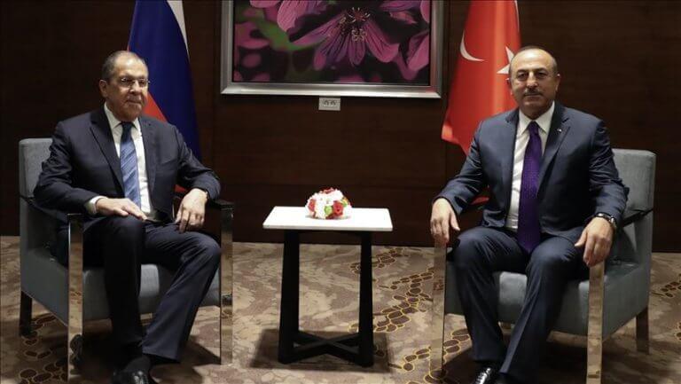 """Κατηγορηματικός ο Τσαβούσογλου: """"Έχουμε δεσμευτεί και θα αγοράσουμε τους ρωσικούς S-400"""""""