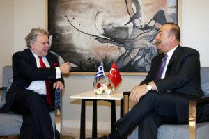 Κατρούγκαλος σε Τσαβούσογλου: Προτιμώ να με λες καρντάση – Ένταση για τους 8 Τούρκους αξιωματικούς