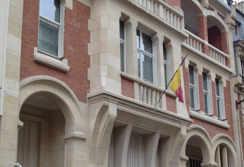 Παρίσι: 20 άτομα κατέλαβαν την πρεσβεία του Τσαντ
