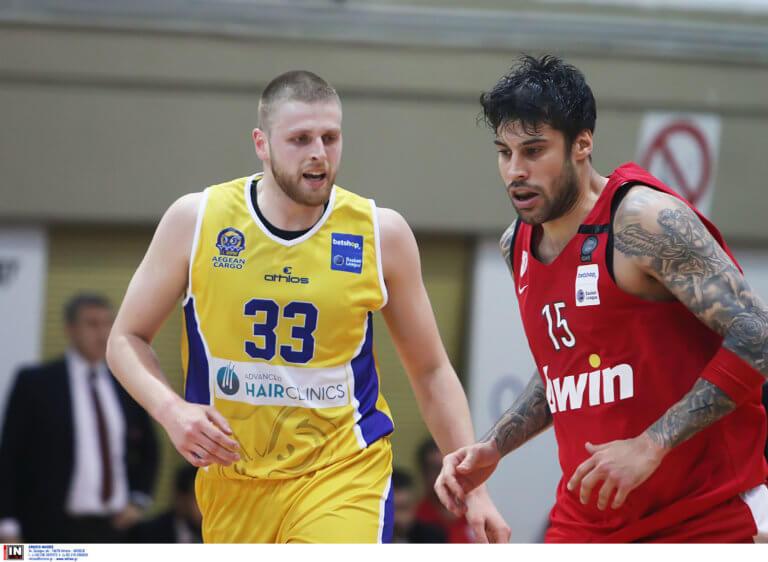 Basket League: Επέστρεψε ο Χαραλαμπόπουλος! Στο παρκέ μετά από 5 μήνες | Newsit.gr