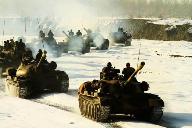 Κίνα: Στέλνει στρατό στα σύνορα με Ινδία και Πακιστάν!
