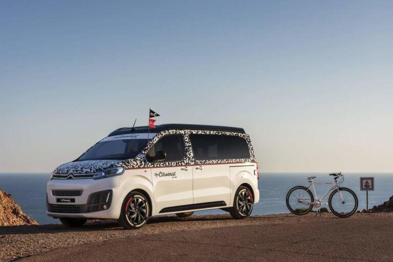 Έτοιμοι για camping με το νέο πρωτότυπο βαν της Citroën [vid] | Newsit.gr