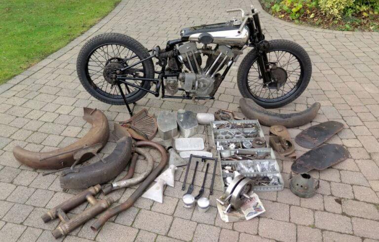 Είναι το μισό εκατομμύριο γι' αυτή τη μοτοσικλέτα παραφροσύνη;
