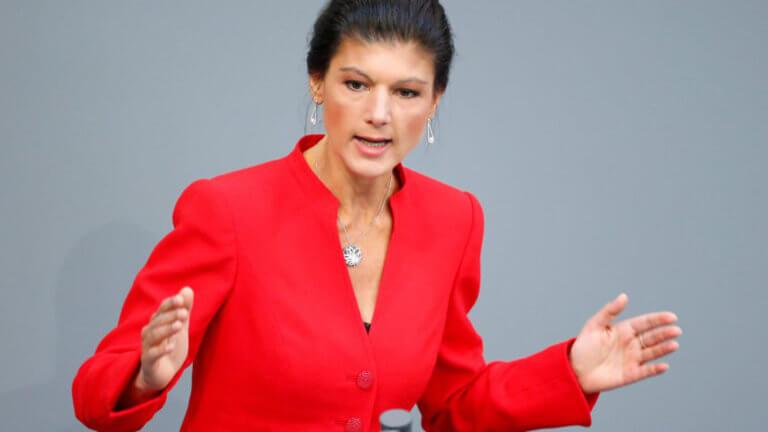 Γερμανία: Η Βάγκενκνεχτ δεν θα διεκδικήσει επανεκλογή στην προεδρία της ΚΟ του Die Linke