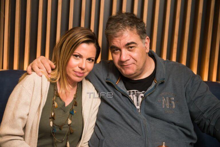 Δημήτρης Σταρόβας – Άννα Σταθάκη: Σπάνια βραδινή έξοδος για το ερωτευμένο ζευγάρι! [pics]