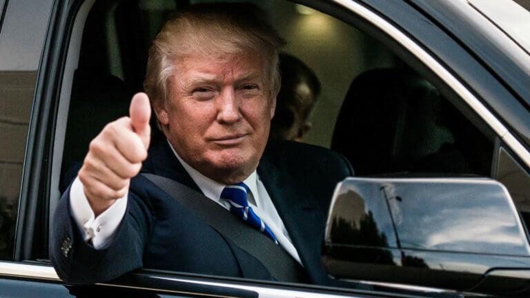Ο Donald Trump δεν συμπαθεί τα αυτόνομα οχήματα και το ξεκαθαρίζει με τον δικό του μοναδικό τρόπο!