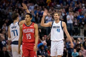 Έγραψαν ιστορία Ντόνσιτς και Νοβίτσκι για τους Μάβερικς! Τα αποτελέσματα του NBA – video